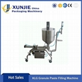 KLG Granule Paste Filling Machine