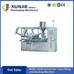 RGDF-160B The Automatic Tube Filling and