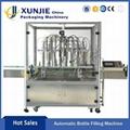 RGS8 Automatic Liquid Filling Machine