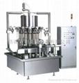 Automatic Carousel Volumetric Filler