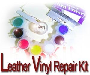 No Heat Leather & Vinyl Repair Kit
