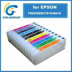 EPSON 7900/7910/9900/9910 填充墨盒