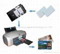 R230/210 PVC printing Card Tray