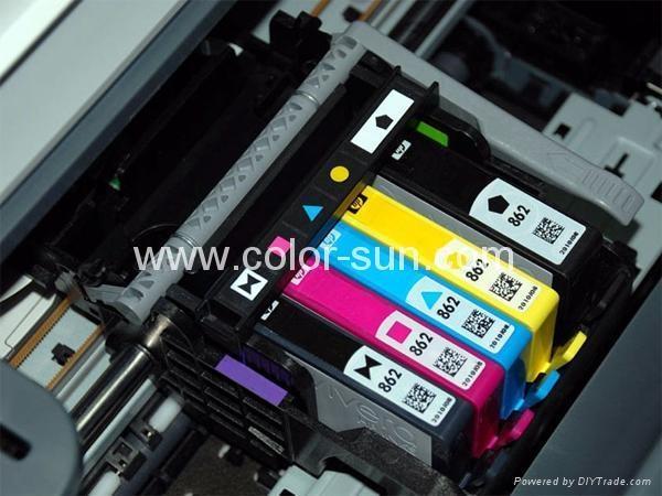 HP D5468填充墨盒 3