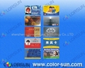 inkjet contact IC cards