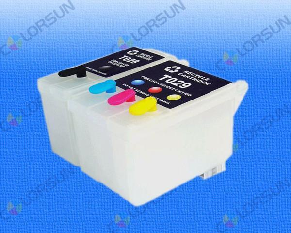 EPSON無海綿填充墨盒 1