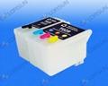 EPSON无海绵填充墨盒 1