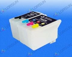 EPSON无海绵填充墨盒