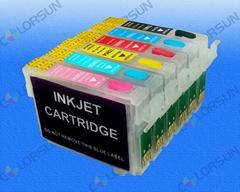 EPSON無海棉填充墨盒-分體式