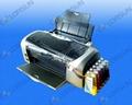 熱轉印連續供墨系統