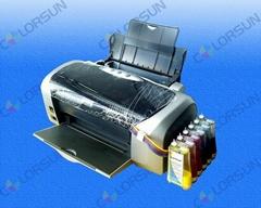 热转印连续供墨系统