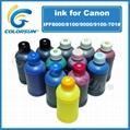 Printing ink refill for Canon IPF8100/9100 PFI-701 PFI-702