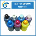 Qulity K3 Pigment printer ink for Epson 7600 9600 2100 4000 wide format printer