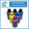 Water based pigment ink for Canon PFI-101 PFI-102 PFI-103