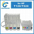 Ciss for HP  T120 T520 Series for hp711 cartridge 2