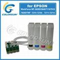 ciss for Epson WorkForce WF 3620DWF WF