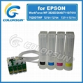 ciss for Epson WorkForce WF 3620DWF WF 3640DTWF WF 7110D