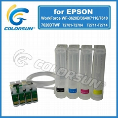 ciss for Epson WorkForc