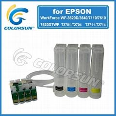 ciss for Epson WorkForc