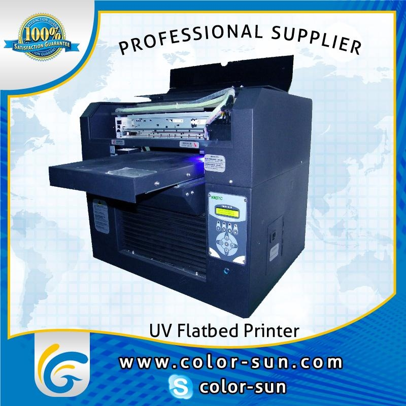 uv 平板打印机 1
