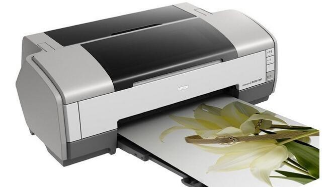Epson 1390打印机 1
