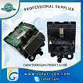 Original and New  Inkjet  printer for Epson 7000/9000/9500 color dx2 printhead 1