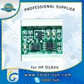 New chip decoder for HP D5800 printer