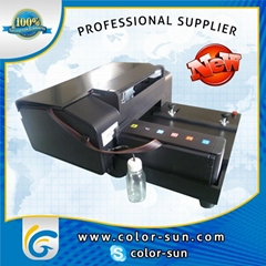 2015 New arrival manual PVC printer III can print 10pcs PVC card at one time