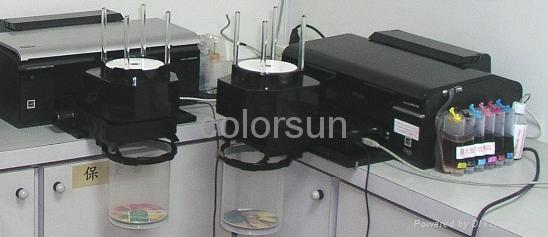 自动光盘打印系统 6