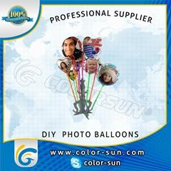 Balloons Display shelf