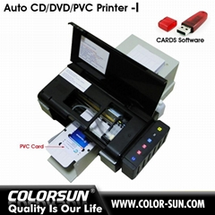 Automatic CD DVD printer
