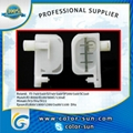 Small printer damper with small filter with big caliber for Mutoh VJ1204