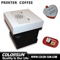New Arrival Selfie Coffee Printer , DIY Your Coffee With Your Photo 1