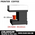 New Arrival Selfie Coffee Printer , DIY Your Coffee With Your Photo 2