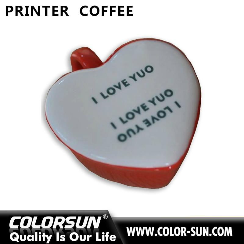 New Arrival Selfie Coffee Printer , DIY Your Coffee With Your Photo 3