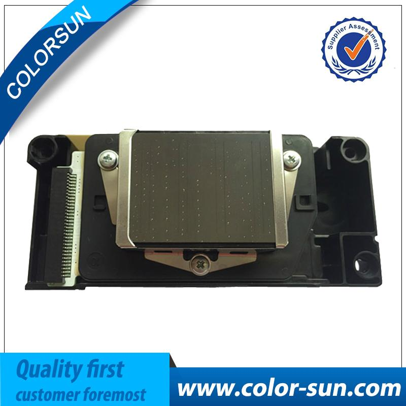 Original and new unlocked sublimation water base F158000 DX5 print head 1