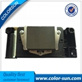 Original and new unlocked sublimation water base F158000 DX5 print head