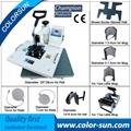 9 in 1 heat press machine-A