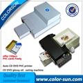 Auto cd/dvd printer +glossy oil coating
