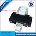 Automatic printer for CD/DVD disk
