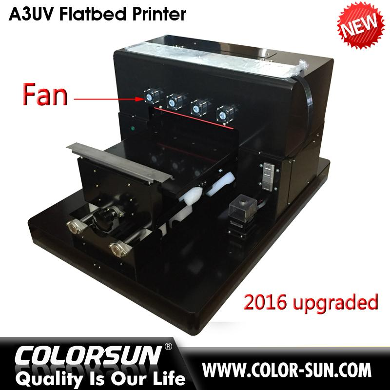A3 UV flatbed printer 2