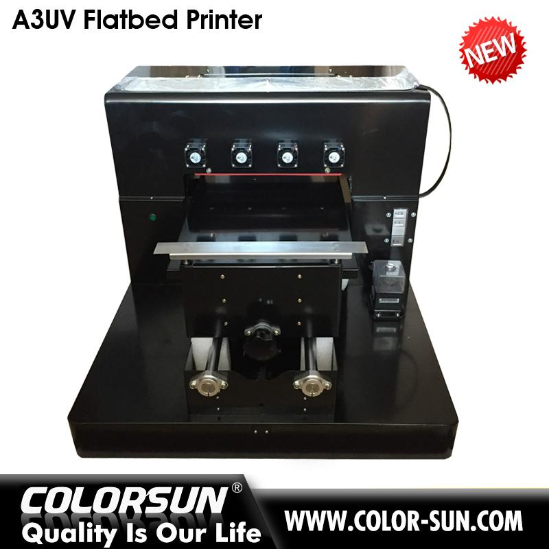 A3 UV flatbed printer 4
