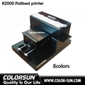 R2000 T-shirt Flatbed printer