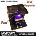 2017 New upgraded A4 UV  Flatbed Printer 1