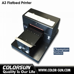 A3 Size Flatbed Printer