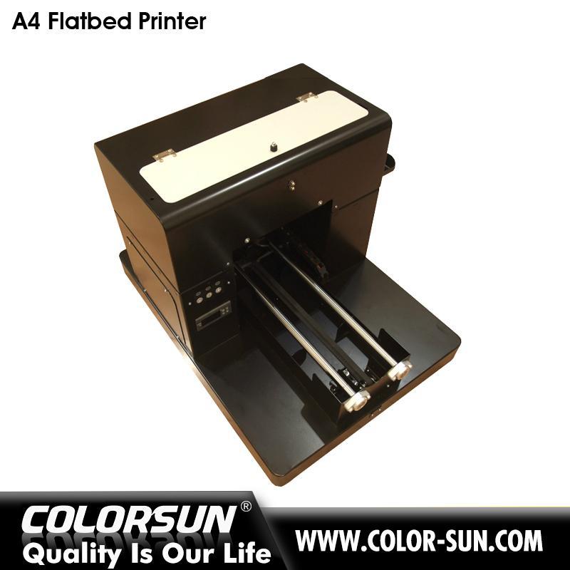 A4平板打印机 6