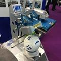 Newest Ball Printing Heat Press Machine with High Quality 4