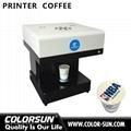 New Arrival Selfie Coffee Printer , DIY