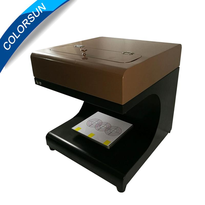 2017 Edible coffee printing 2cups printer 1