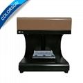 2018 Edible coffee printing 2cups printer